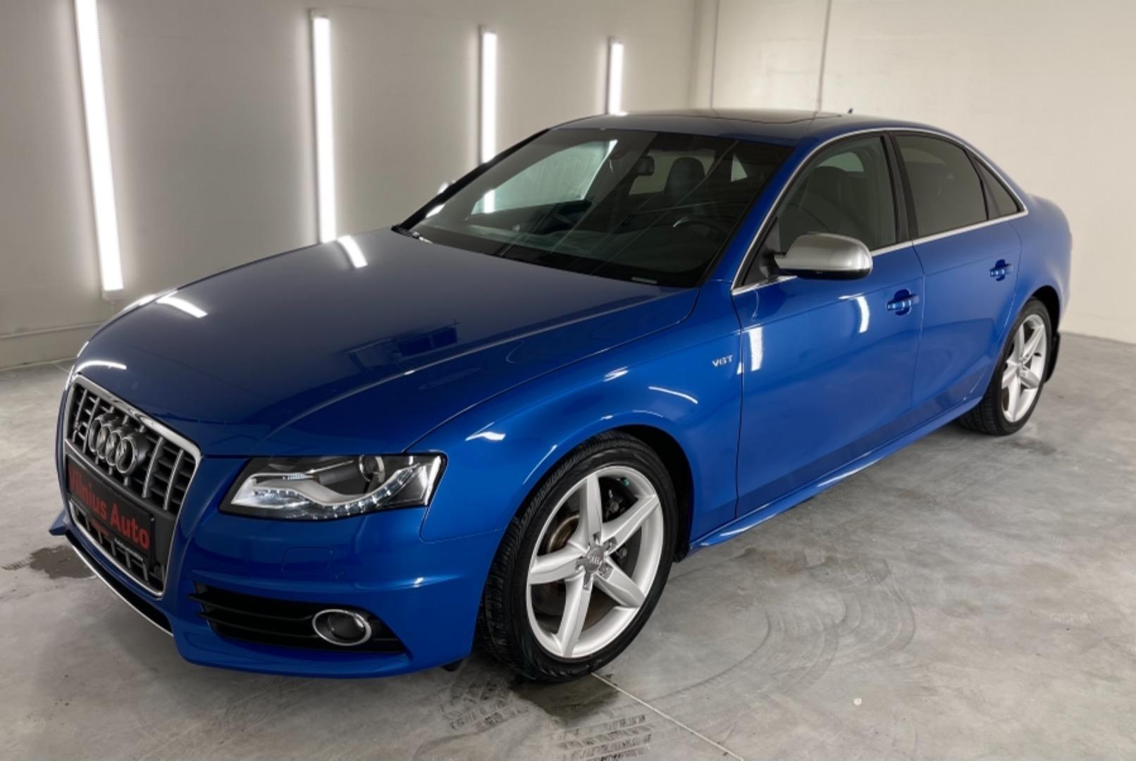 Audi S4, 2010